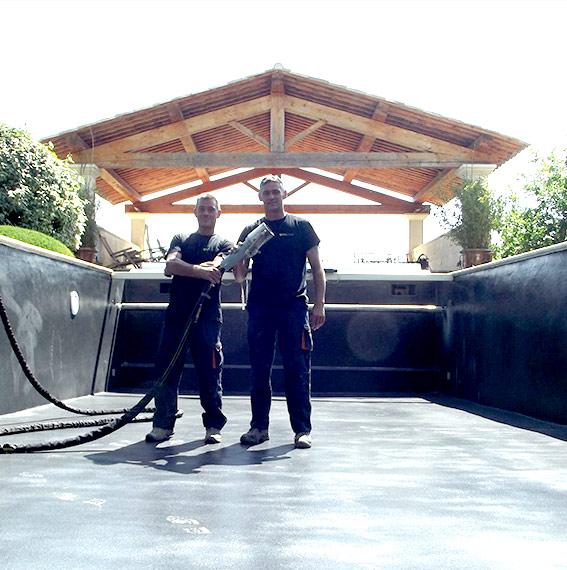 Pool Revet - spécialiste de la rénovation piscine en région PACA
