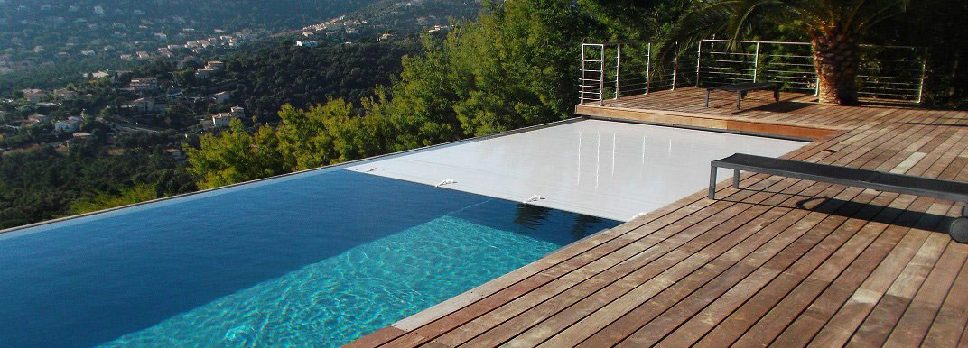 RÉNOVATION PISCINE PVC À LOURMARIN - POOL REVET