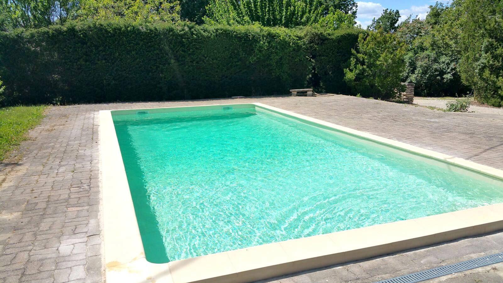 Rénovation Piscine collective en Provence PACA - Pool Revet
